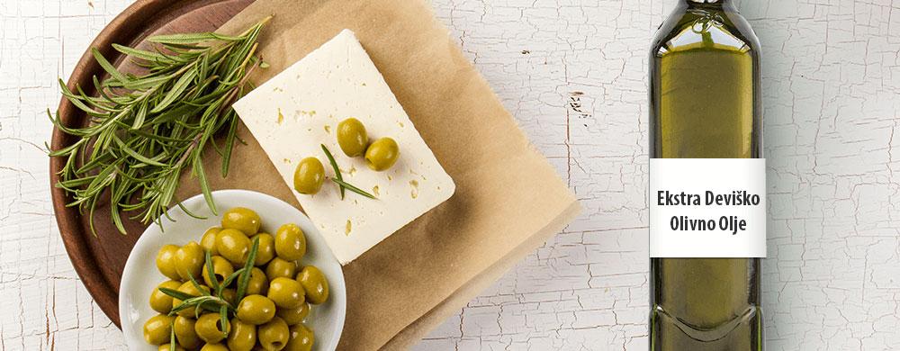 Olivno olje ima tudi zdravilen učinek